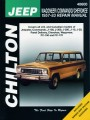 Jeep Wagoneer/Commando/Cherokee (1957-1983) - Chilton Repair Manual